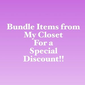 Special Discount Available!!